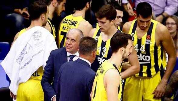 Fenerbahçe'de iki yıldız kadrodan çıkarıldı