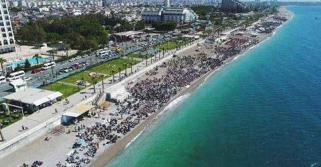 Antalya'nın dünyaca ünlü sahili yok oluyor
