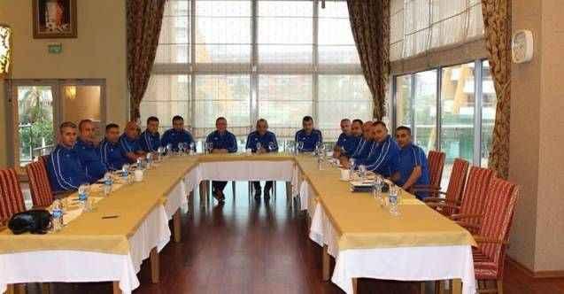 Toplantı Alanya'da yapıldı: Karahançer yönetime girdi