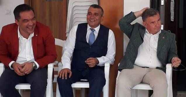 Alanya CHP'de demokrasi şöleni