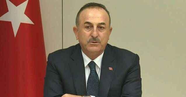 Bakan Çavuşoğlu'ndan NATO Toplantısı'nın ardından açıklama