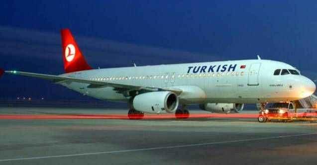 THY uçağı pistten çıktı: Yolcular tahliye edildi