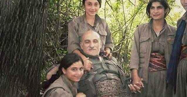 PKK'da tecavüz dehşeti! Terörist elebaşının görüntüleri belgelendi