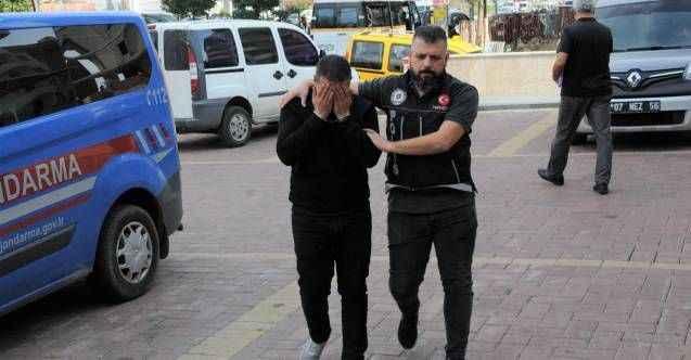 Alanya'da otobüsten inen uyuşturucu satıcısı hakkında karar verildi