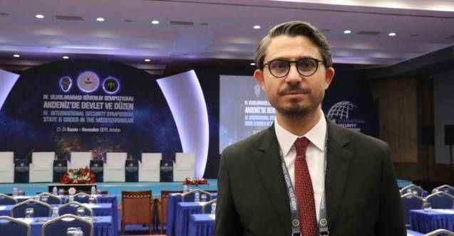 Dr. Levent Yılmaz'dan KKTC ile Türkiye arasındaki doğal gaz hattı açıklaması