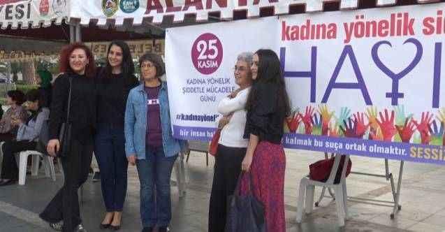 Alanya'da şiddetle mücadele başladı