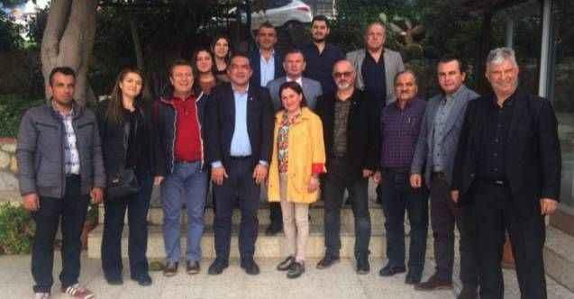 Alanya CHP'de seçimler bugün bitiyor