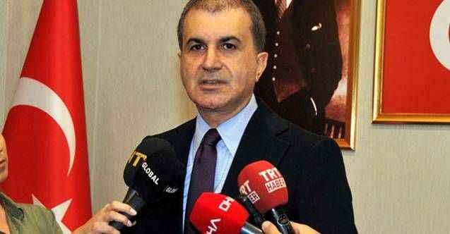 Ömer Çelik'ten 'Beştepe'ye giden CHP'li' açıklaması