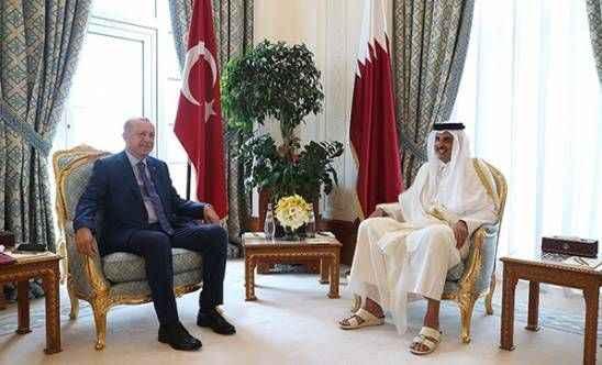 Türkiye ve Katar arasında 7 anlaşma imzalandı!