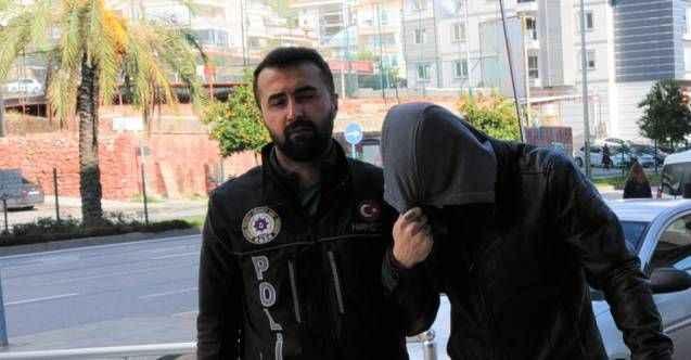 Alanya'da eroin operasyonu! Şüpheliler kıskıvrak yakalandı