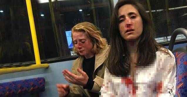 Otobüste taciz skandalında yeni gelişme! Utanç görüntüleri ortaya çıktı