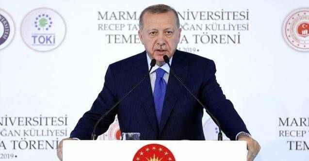 Erdoğan'dan Fransa Cumhurbaşkanı'na çok sert sözler!