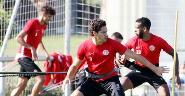Antalyaspor'da 5 eksik