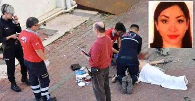 Antalya'da geceyi erkek arkadaşının evinde geçiren Rus kadının acı sonu!