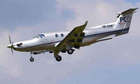 Uçak kazası: 9 ölü, 3 yaralı