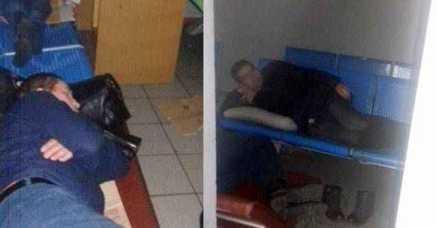 Ukrayna'da Türklere havaalanında kötü muamele