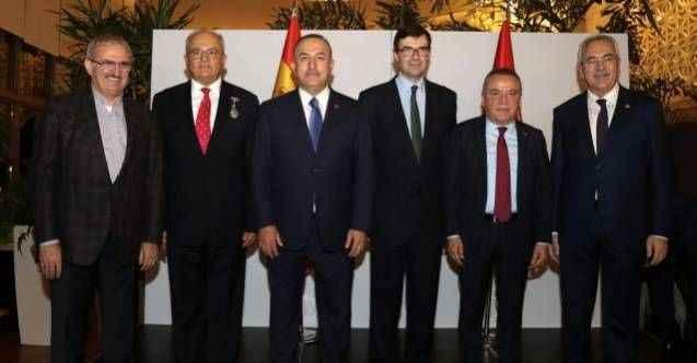 Bakan Çavuşoğlu müjdeyi verdi: Türkiye'de ilk kez Antalya'da yapılacak
