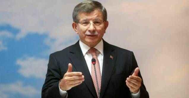 Davutoğlu'nun ekibine sürpriz isim
