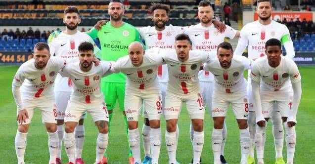 Antalyaspor çıkış istiyor
