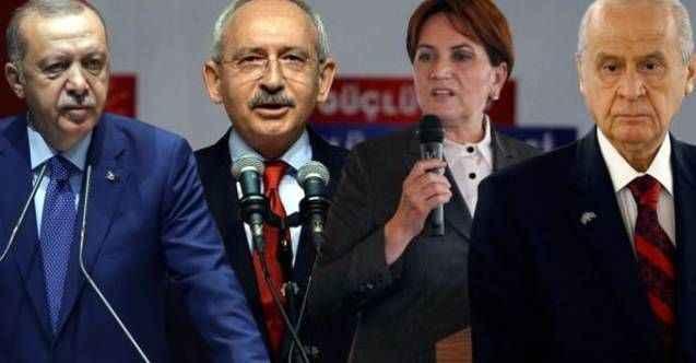 Son seçim anketi, iki liderin yüzünü güldürecek