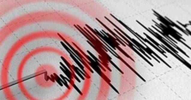 Akdeniz'de 3.3 büyüklüğünde deprem