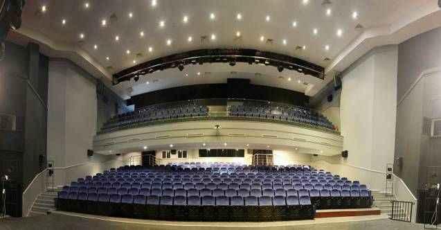 Alanya'da en özel tiyatro