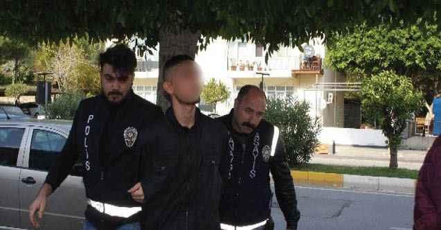Manavgat'ta pompalı cinayet şüphelisi tutuklandı