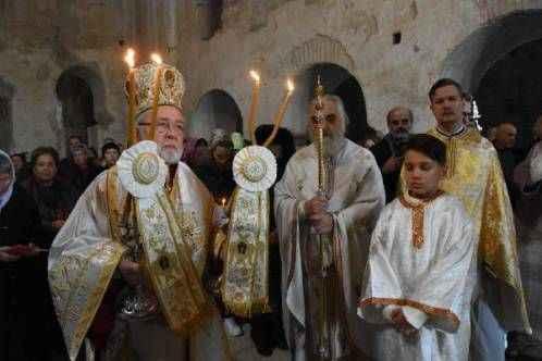 Aziz Nikolaos Demre'de anıldı
