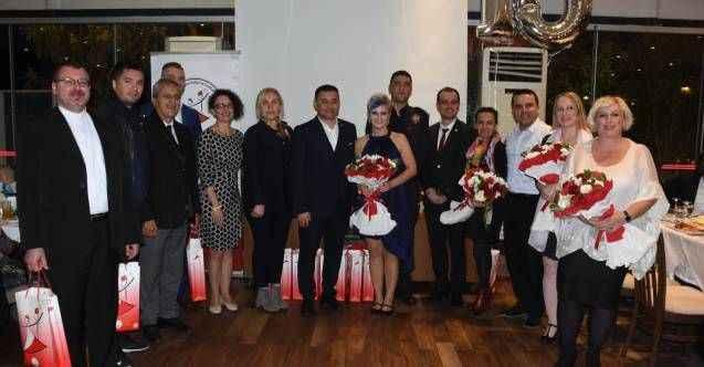 Alanya Polonyalılar Derneği 10 yaşında