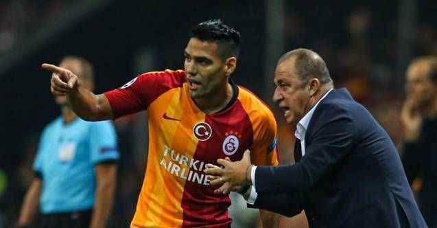 Radamel Falcao 68 gün sonra Alanyaspor maçı kadrosunda