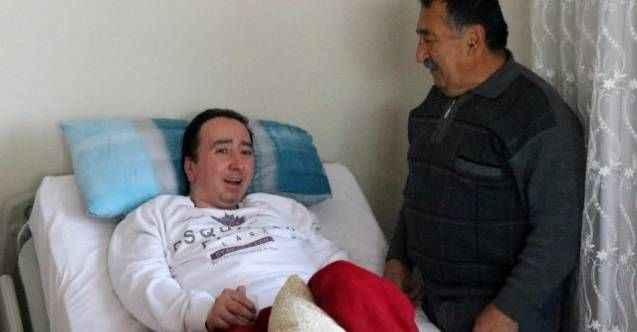 Müdür kafasını duvara vurarak darp etti: 26 yıldır yatağa mahkum