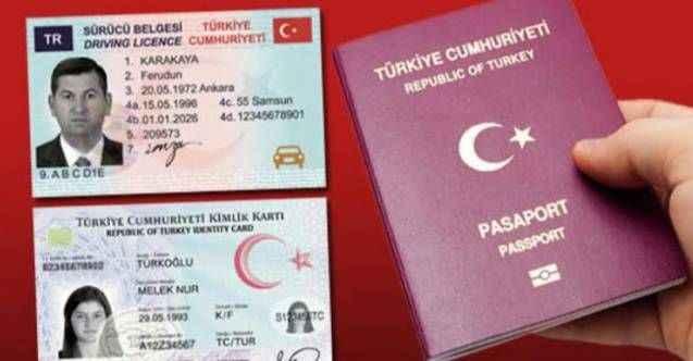 Kimlik, pasaport, ehliyeti son yenileme ne zaman? Bakanlık o iddiaları yalanladı