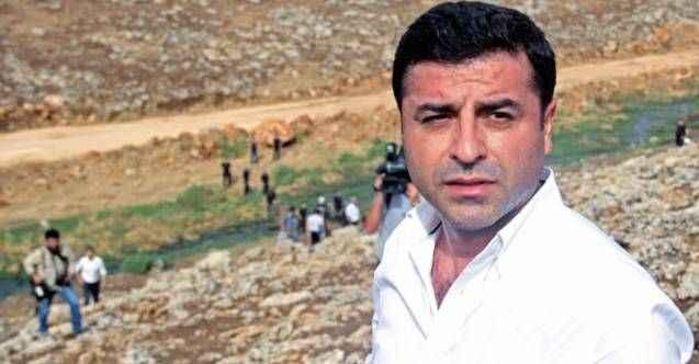"""Demirtaş'ın sağlık durumu iyi değil! """"Maalesef"""" deyip kötü haberi verdi"""
