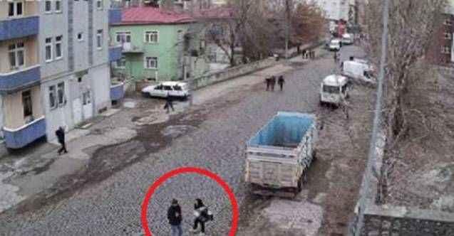 Liseli kızı minibüsle kaçırmaya kalkışan 3 kişi yakalandı