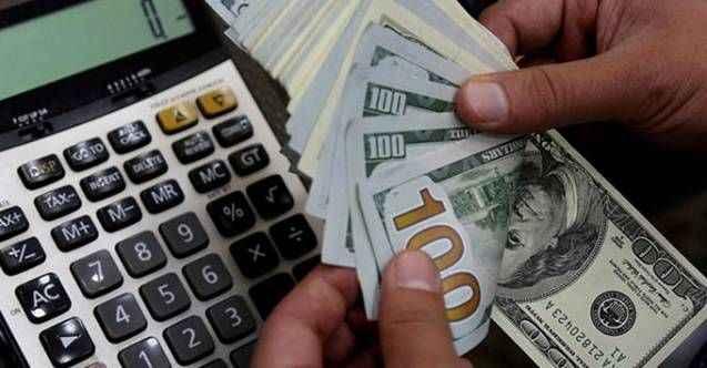 Cari denge Ekim'de 1,55 milyar dolar fazla verdi