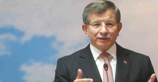 Davutoğlu, yeni partisi için resmi başvuruyu yaptı