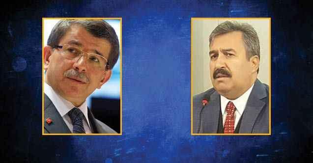 Alanyalı müdür Demir, Davutoğlu'nun listesinde