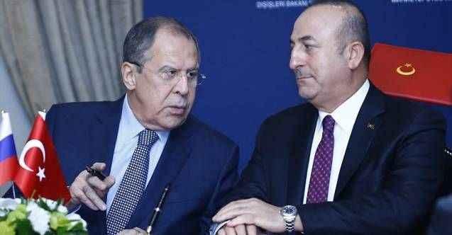 Çavuşoğlu ile Lavrov telefonda görüştü: Bölgesel gelişmeler ele alındı