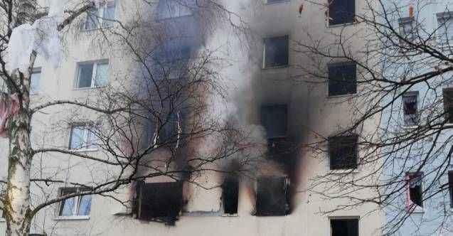 Almanya'da patlama… Ölü ve yaralılar var