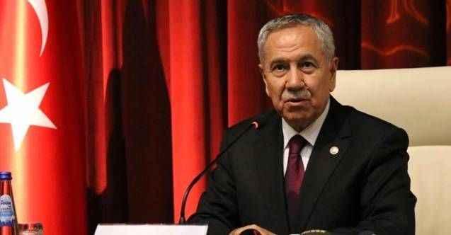 Bülent Arınç'tan Davutoğlu'nun partisi için ilk yorum