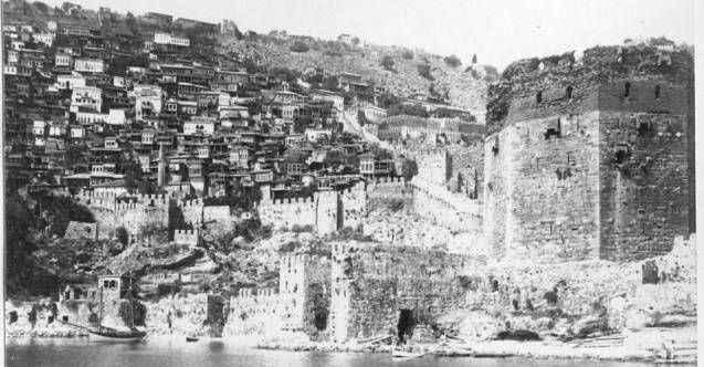 Alanya'nın Osmanlı zamanına ait fotoğrafları ortaya çıktı