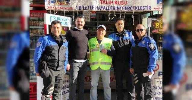 Antalya'da polisten sahte bilet uyarısı