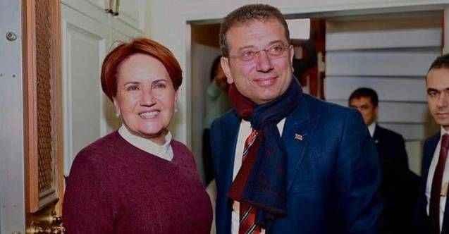 Ekrem İmamoğlu'ndan Meral Akşener'e Kanal İstanbul ziyareti