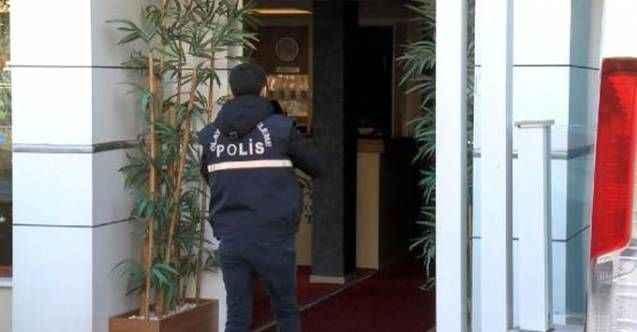 İstanbul'da otel odasında vahşet! Ölü bulundular