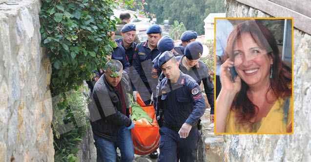 Alanya'da korkunç cinayet: Doktor kadını öldüren eşi kendini astı