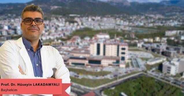 Başhekim Lakadamyalı 2019 yılını değerlendirdi