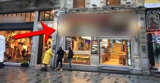 İstiklal Caddesi'nde skandal görüntü! Görenler utancından kafasını çevirdi