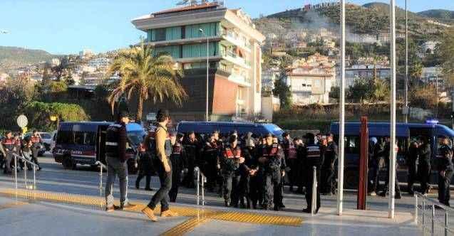 Alanya'da uyuşturucuya ceza yağdı! 6 kişiye 76 yıl hapis
