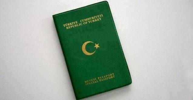 """Avukatlara """"yeşil pasaport"""" düzenlemesi Resmi Gazete'de"""