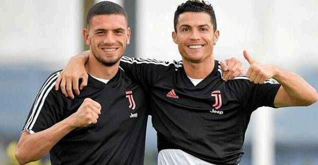 Ronaldo ile Merih'in yakınlığı İtalyanların dikkatini çekti!